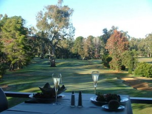 Corowa Golf Club Fairway